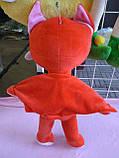 Герои в масках Мягкая игрушка 3 вида 45 см, фото 3