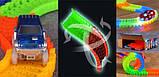 Magic Tracks гоночный трек (Мэджик Трек) 220 деталей, фото 7