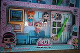 Ігровий набір лол Школа 3 ляльки + Малюй світлом, фото 9