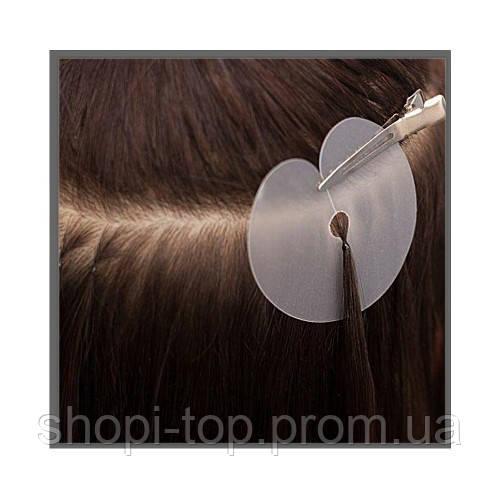 Пластиковое кольцо протектор для наращивания волос