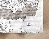Картина за номерами Пекучі тюльпани КНО3058 Ідейка, 40*50 см, фото 2