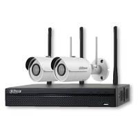 Комплект видеонаблюдения Dahua DH-KIT/NVR4104HS-W-S2