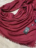 Вовняну хустку брендовий SHANEL 140х140 см (кол.1) купити на Kosinka.net