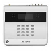 Охранная панель Hikvision DS-19S08N-04F/K2
