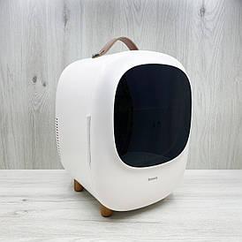 Портативний холодильник Baseus Zero Space Refrigerator 8L CRBX01 (белый)