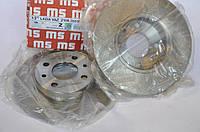 Диск тормозной ВАЗ 2108/09 передний PREMIUM КПЛ./2ШТ (пр-во MASTER SPORT)