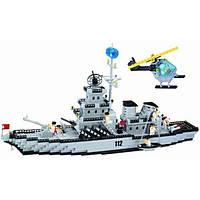 Конструктор Brick Боевой корабль серии Оружие века 112, фото 1