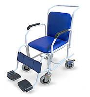 Крісло-каталка КВК для транспортування пацієнтів ТМ Омега