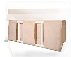 Мягкие накладки НБм на боковые ограждения для кроватей