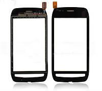 Nokia n710 тачскрин, сенсорная панель, cенсорное стекло
