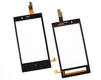 Nokia Lumia 720 тачскрин, сенсорная панель, cенсорное стекло