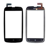Nokia N610 тачскрин, сенсорная панель, cенсорное стекло