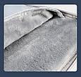 """Сумка для MacBook Air/Pro 13,3"""" 2012-2021 - сірий з синім, фото 5"""