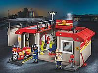 Плеймобил 5663 Переносна Пожежна станція PLAYMOBIL Take Along Fire Station