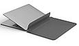 """Чохол конверт WIWU Skin Pro II PU Leather Sleeve для MacBook Pro/Air 13.3"""" - темно-синій, фото 9"""