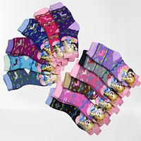 """Термо шкарпетки """"Світло"""" для дівчинки теплі . 16/22"""