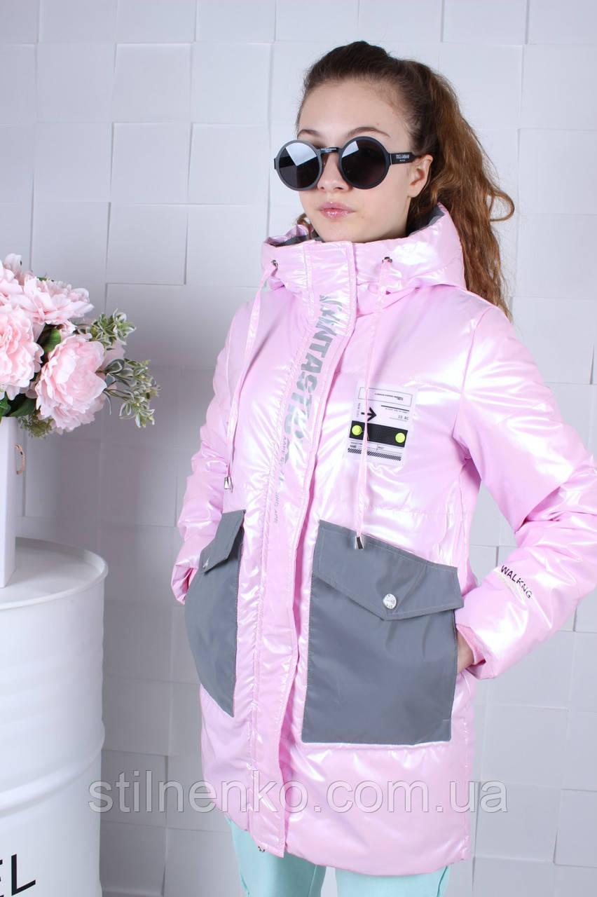Куртка демісезонна для дівчинки 140-164 см