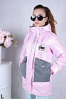 Куртка демісезонна для дівчинки 140-164 см, фото 1