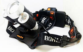 Ліхтарик на лоб RJ3000 BORIUT