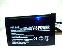 Аккумуляторная батарея 12V 7AH