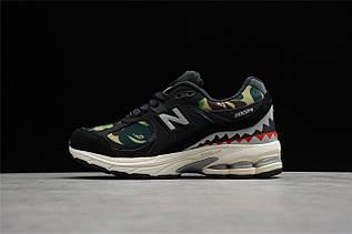 Кросівки чоловічі New Balance 2002R / NBC-1741 (Репліка)