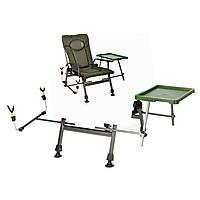 Обвіс для крісла Elektrostatyk F5R (ST/P (стіл квадрат+тримач вудлища+кріплення))