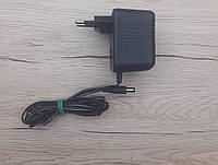 Блок живлення 5,5-2,5 mm 9V 1000mA DC(змінний струм) бу оригінал