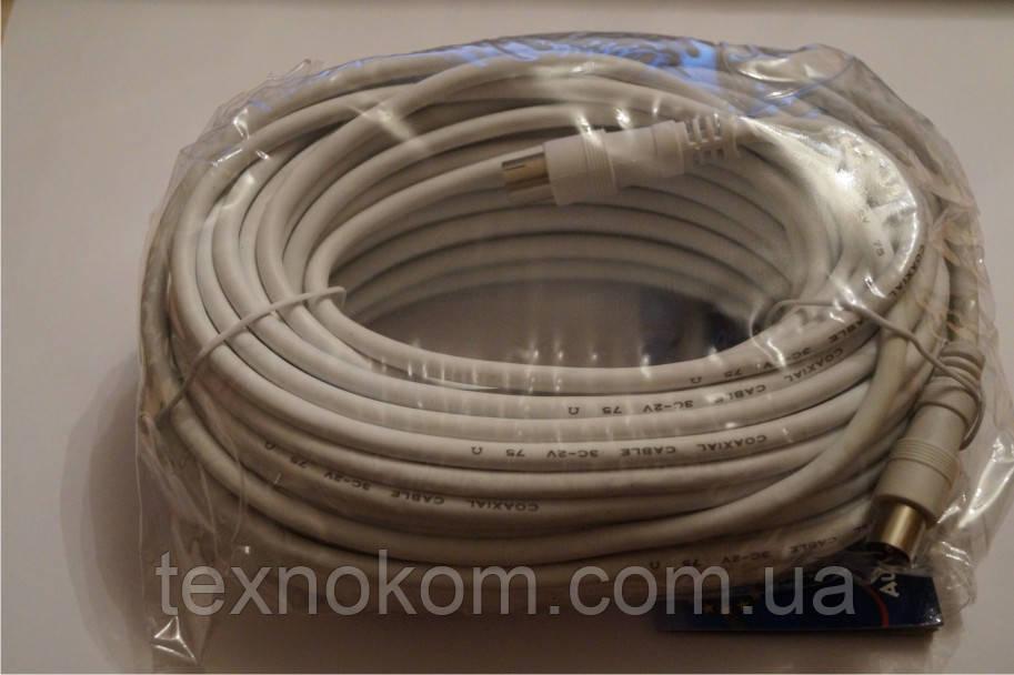 Гибкий ВЧ высокочастотный кабель, 15 метров