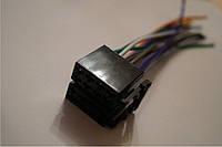 Универсальный адаптер проводка для автомагнитол (гнездо)