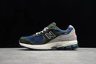 Кросівки чоловічі New Balance 2002R / NBC-1747 (Репліка)