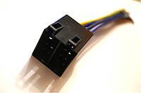 Универсальный адаптер проводка для автомагнитол (штекер)