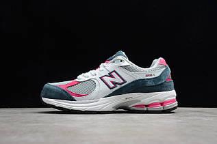 Кросівки жіночі New Balance 2002R / NBC-1748 (Репліка)