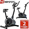 Велотренажер HS-2080 Spark grey/blue