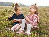 Детское платье для девочки синее, фото 5