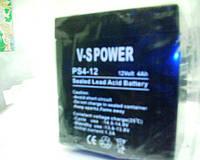 Аккумуляторная батарея 12V 4AH