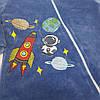 Человечек велюр космос, фото 2