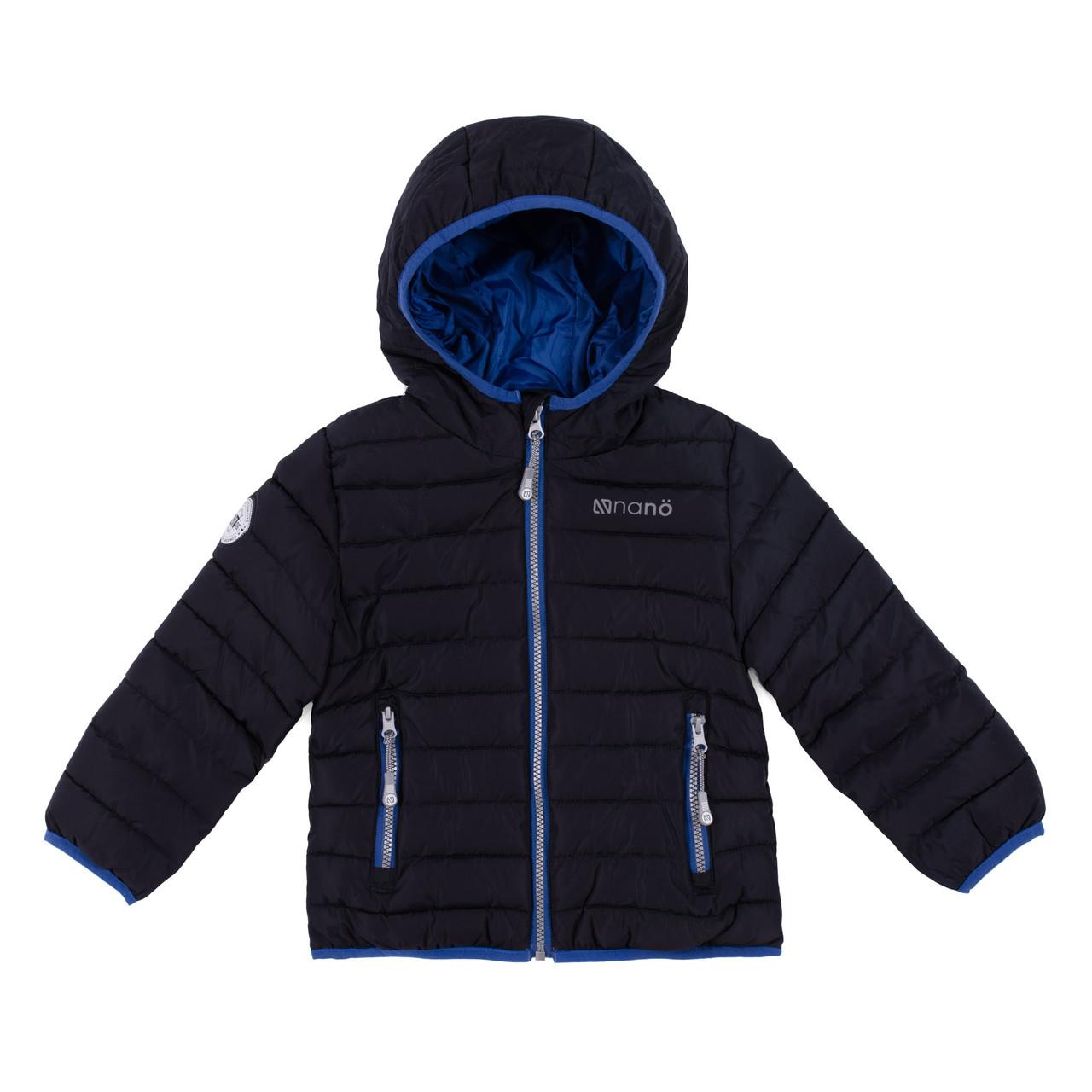 Демісезонна куртка для хлопчика DkNavy Nano