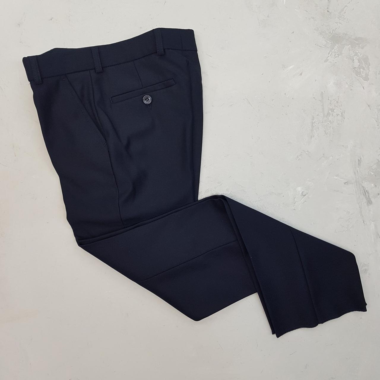 Шкільні штани утеплені Mark P024 для хлопчика