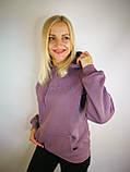 Женская флисовая кофта, фото 5
