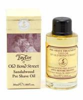 Масло до бритья Taylor of Old Bond Street Сандаловое дерево, 30 мл