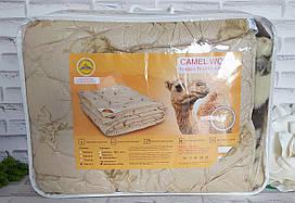 Одеяло полуторный размер наполнение - верблюжья шерсть , ткань - микрофибра в подарочной сумке О-905
