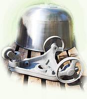 Дежа чан 140 л. из нержавеющей стали под тестомесы  А2ХТД,Л4-ХТВ.