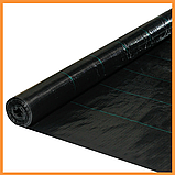 Агроткань  черная 100 г/м² , 3.4 х 50 м., фото 3