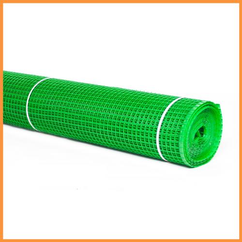 Сітка 20*20 пластмасова 1.0х20 м (зелена) Колібрі