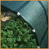 Затеняющая сетка заборная 110% 1.5*50 м, фото 5