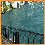 Затеняющая сетка заборная 110% 1.5*50 м, фото 6