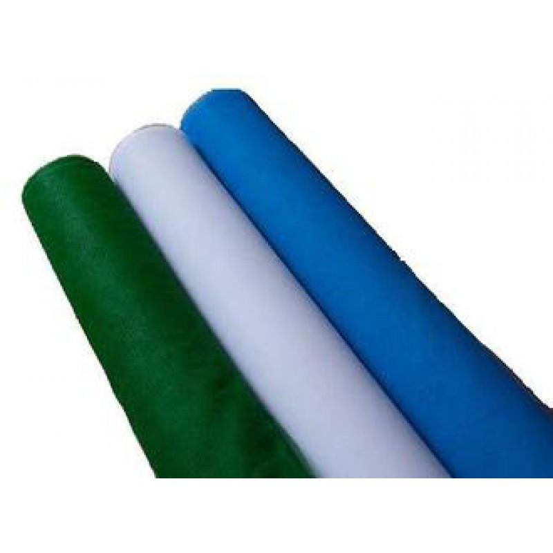 Москитная сетка 1 х 50 м (синяя зеленая белая)