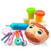Набор для лепки пластилин Play-Doh Мистер Зубастик (качественный аналог) МК1525 (Набор стоматолога), фото 4