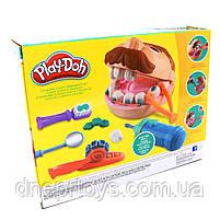 Набор для лепки пластилин Play-Doh Мистер Зубастик (качественный аналог) МК1525 (Набор стоматолога), фото 5