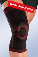 Rodisil наколенник 3d вязка, гибкие боковые вставки закрытый надколенник, фото 1
